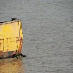 Un bateau qui coule ? une métaphore ?
