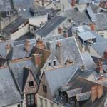 Au dessus des toits